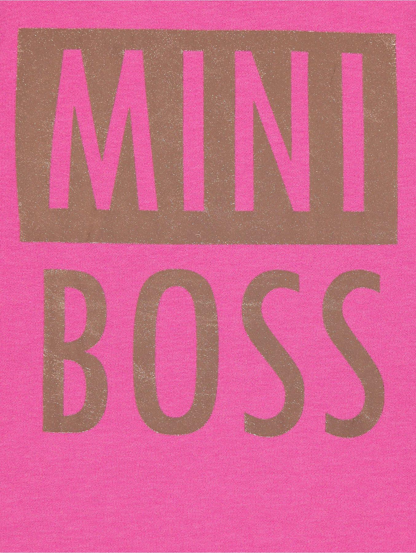 8e0c943b74 Pink Boss Kids Mini Me Christmas Pyjamas. Reset