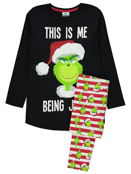 267029d9d3dd The Grinch Christmas Pyjamas