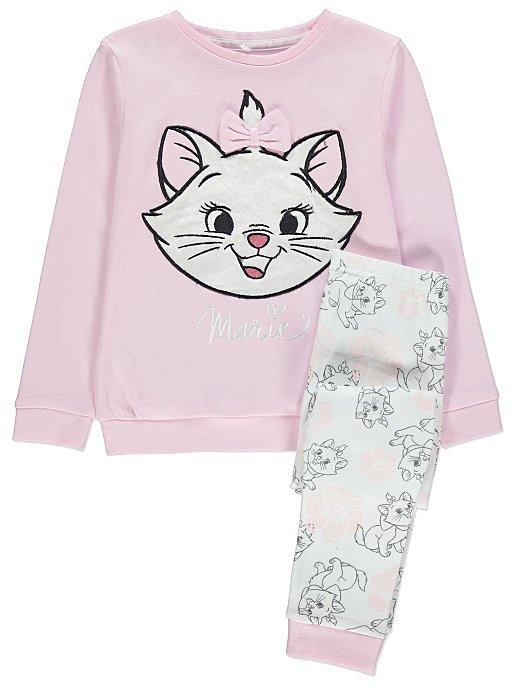 Disney Aristocats Marie Pink Pyjamas. Reset ee7f40055