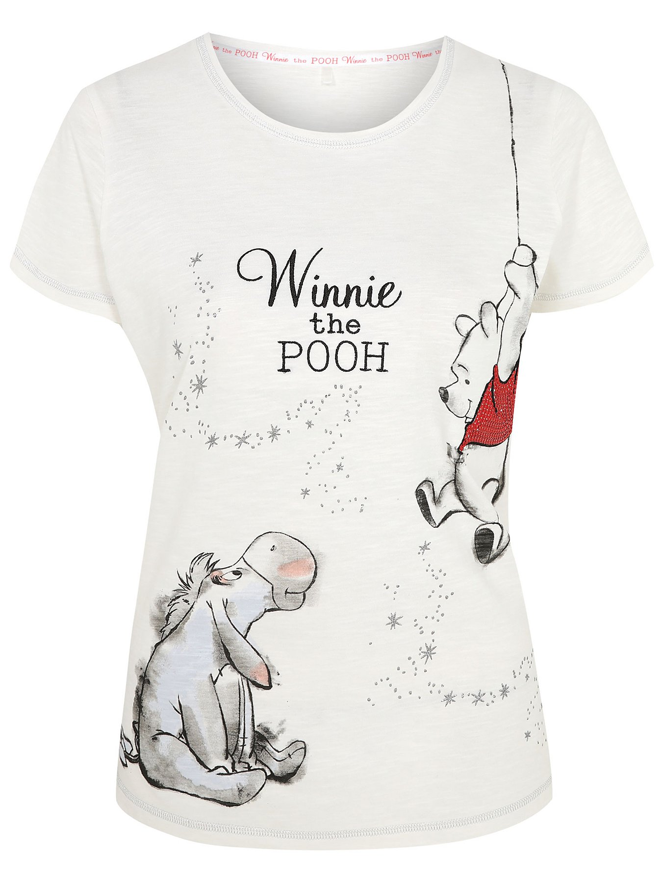 ec0aedf61eca Disney Winnie the Pooh and Eeyore Print Pyjamas. Reset