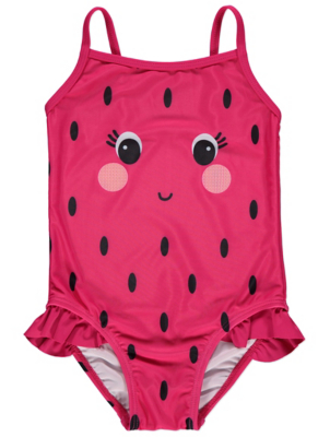 Pink Watermelon Swimsuit