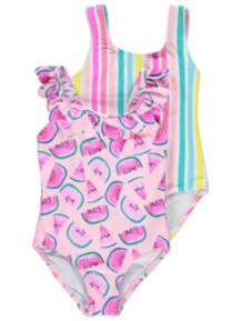 Girls Swimwear Girls Beachwear George At Asda