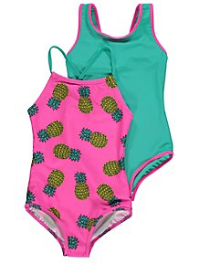 f8c7a64554 Girls Swimwear & Girls Beachwear | George at ASDA