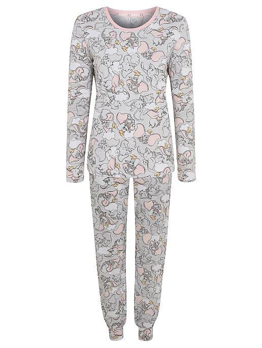 24742feb9b Disney Dumbo Grey Pyjamas