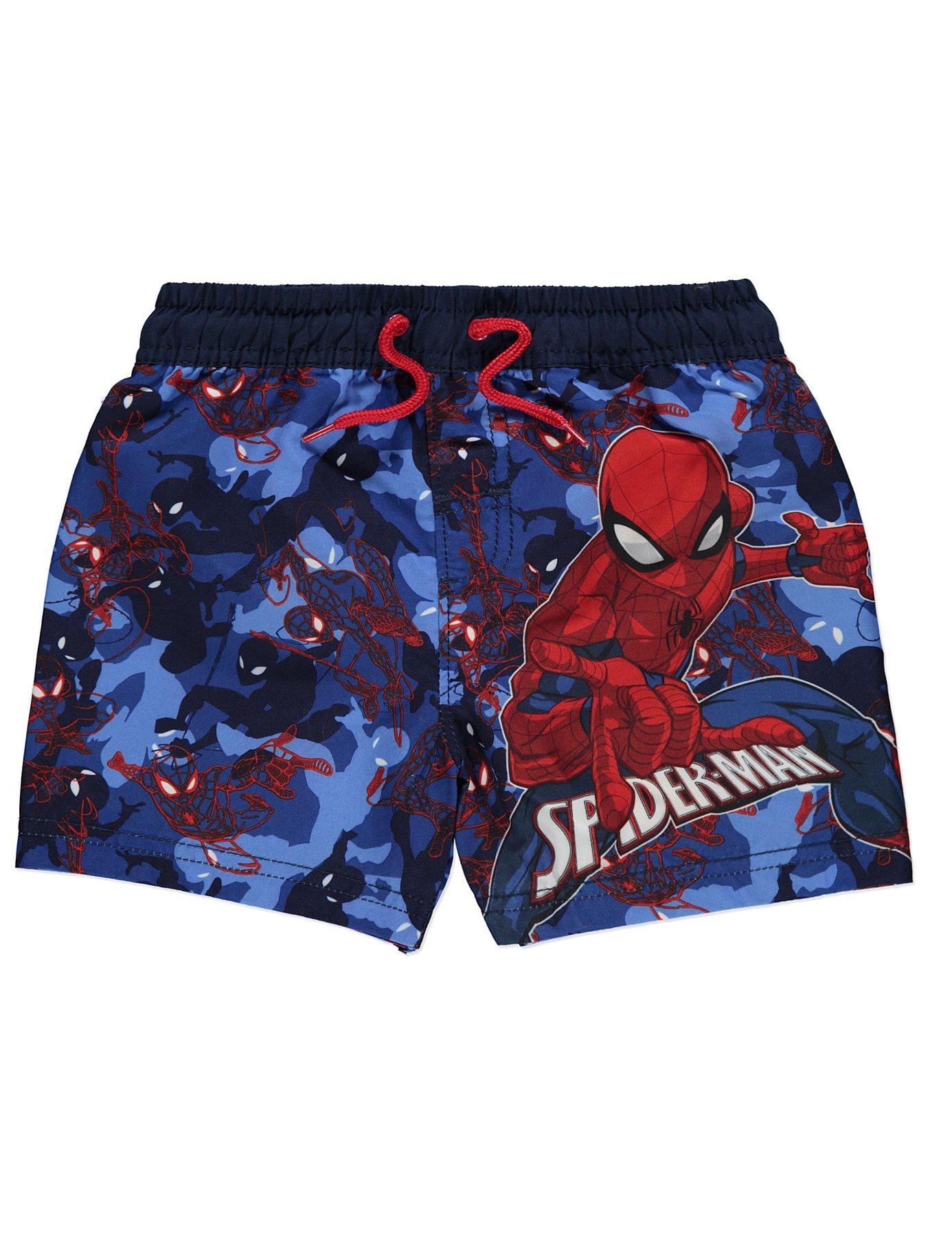 f53e14505dbe2 Marvel Spider-Man Swim Shorts | Kids | George