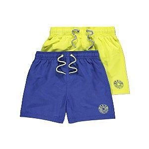 San Francisco Emblem Swim Shorts 2 Pack