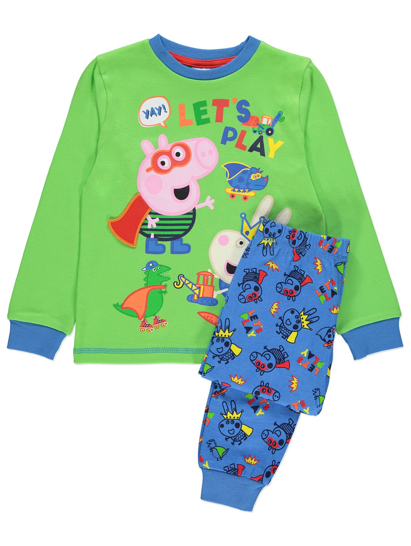 Peppa Pig Boys George Pig Pyjamas
