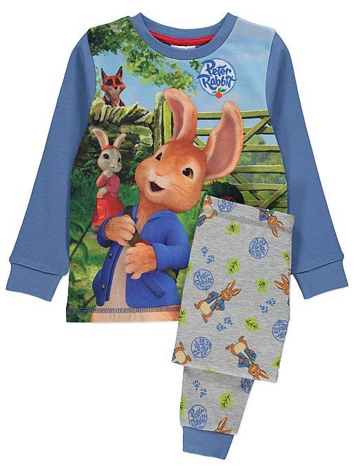 17d3a315a Peter Rabbit Long Sleeve Pyjamas