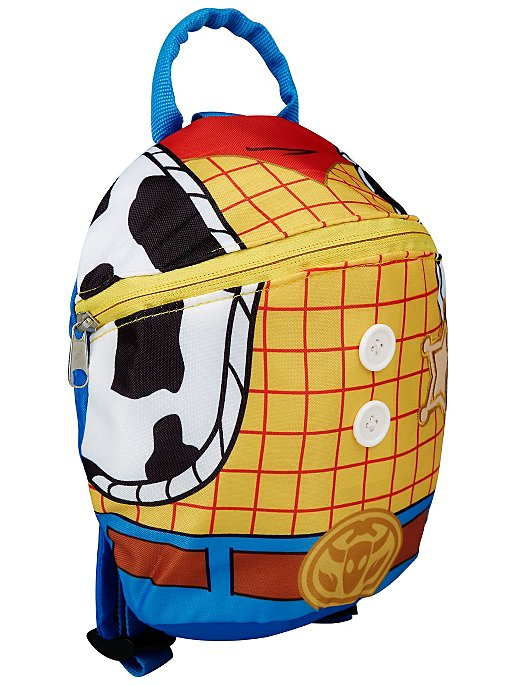 14e233aeea3 Disney Toy Story Woody Backpack With Reins. Reset