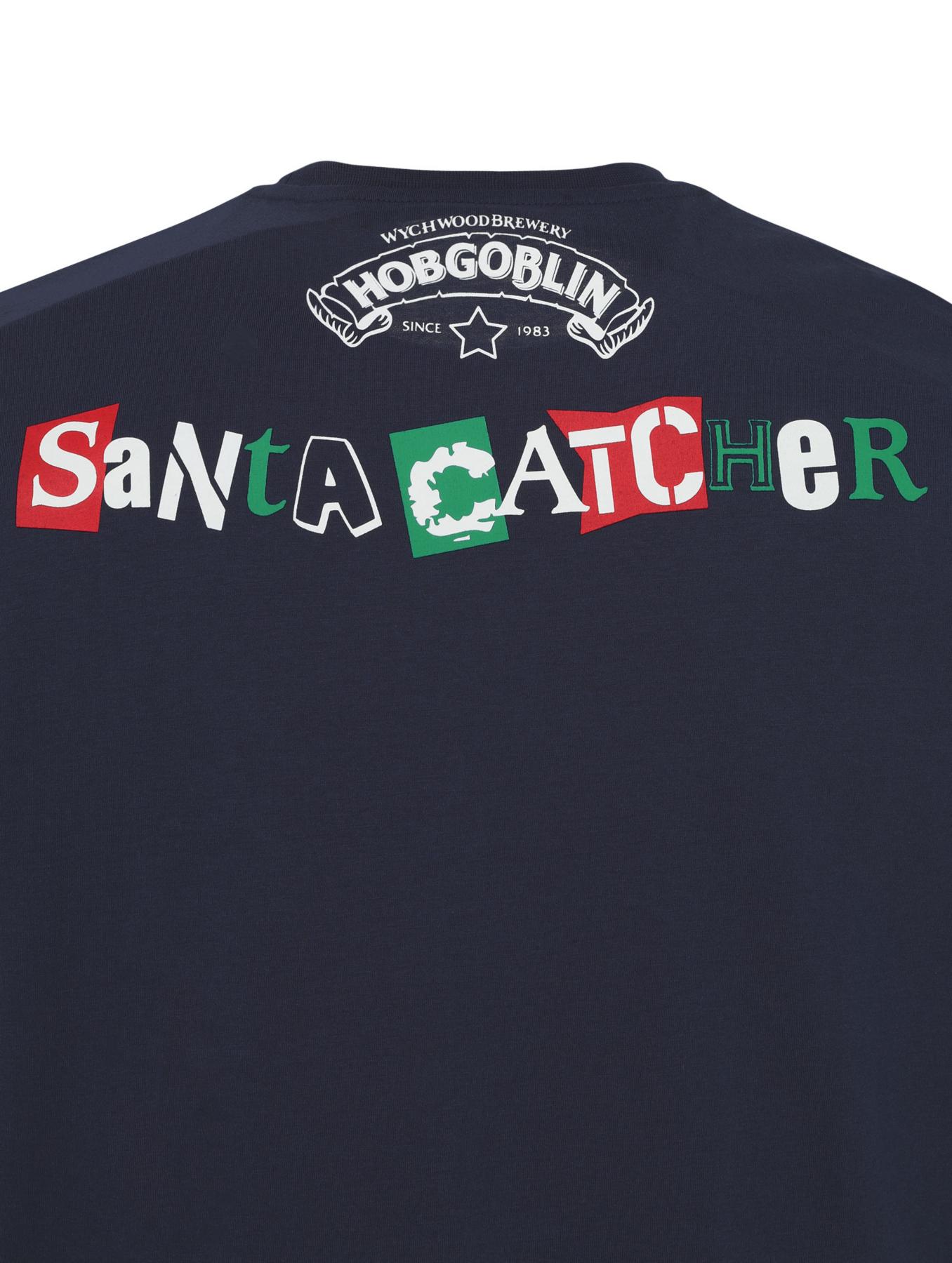 Hobgoblin Christmas T Shirt Men