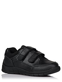 0615ba69d8 Boys School Shoes & Pumps - Boys School Uniform   George at ASDA