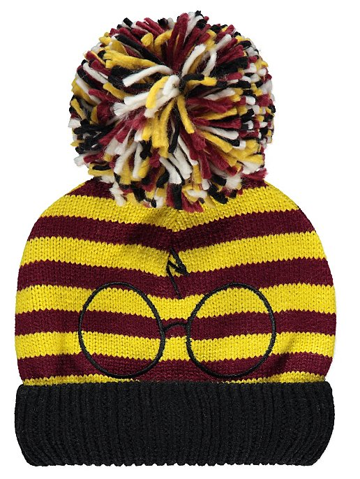 e9126d532af Harry Potter Striped Bobble Hat. Reset