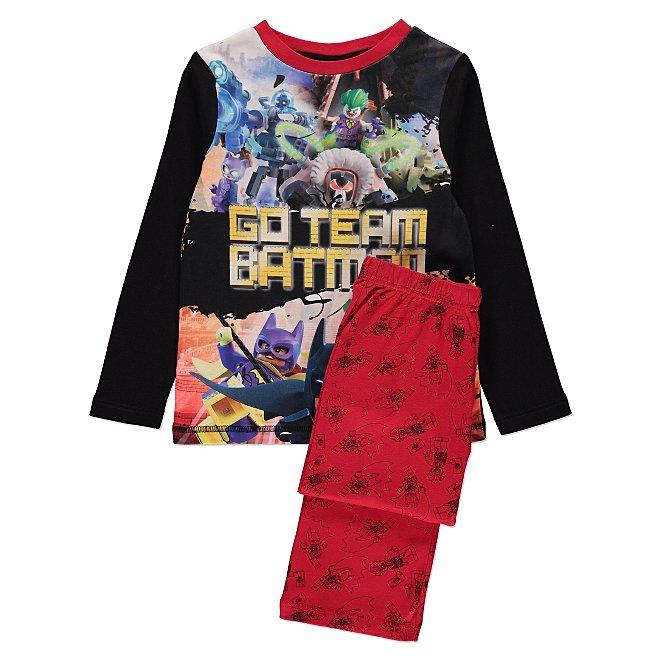 DC Comics The LEGO Batman Movie Pyjamas  cc9ddd59a