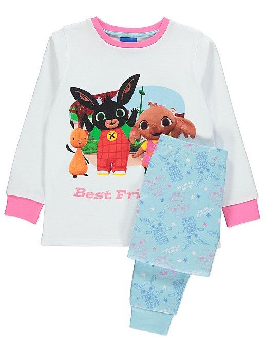 Bing Girls Bunny Pyjamas