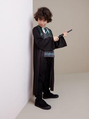 Harry Potter Slytherin Robes Fancy Dress