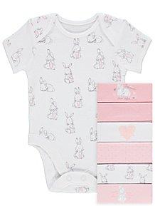 6844c9b6c63f Girls Baby Bodysuits