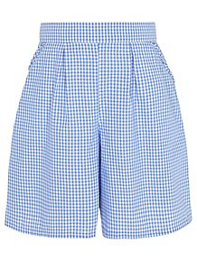 cdd0753b9 Girls School Shorts - Girls School Uniform | George at ASDA