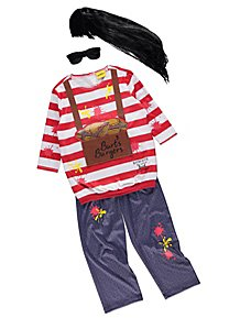 d376718372b82 Burt s Ratburger The World of David Walliams Costume