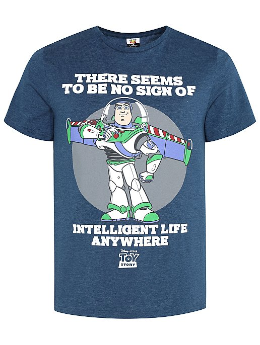 new high quality really cheap ever popular Disney Toy Story Buzz Lightyear Short Sleeve T-Shirt