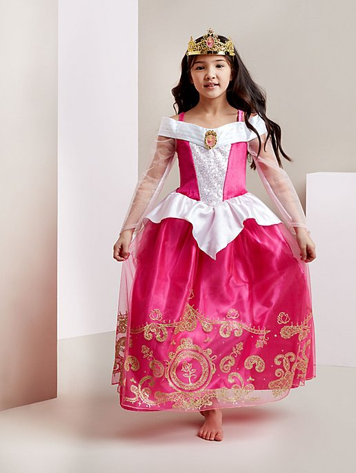 184097221e8 Disney Princess Sleeping Beauty Fancy Dress Costume