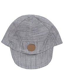 9dc67fce475 Fine Stripe Elastic Back Cap