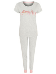 Pyjamas Nightwear Slippers Women George At Asda
