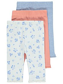 72b59ab2c Baby Girls Leggings   Jeans - Baby Clothes