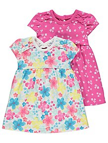 e3d9815be Baby Dresses - Baby Dress | George at ASDA