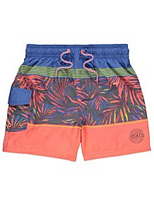 20446055a5156 Boys Swimwear - Boys Swim Shorts & Trunks | George at ASDA