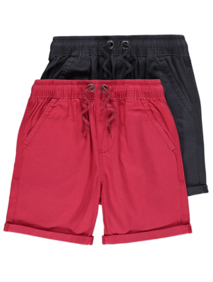 Woven Shorts 2 Pack