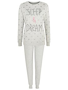 Pyjamas Nightwear Slippers Women George At Asda