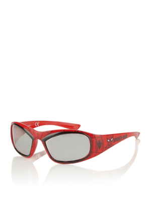 Marvel Spider-Man Red Web Sunglasses