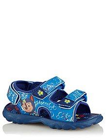 c6c446ff2add Blue PAW Patrol Sandals