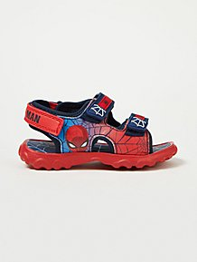 d3e82ef0d88d Spider-Man Sandals