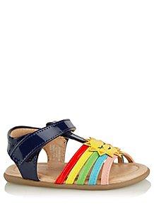 29323c39fe814 First Walkers Sunshine Sling Back Sandals