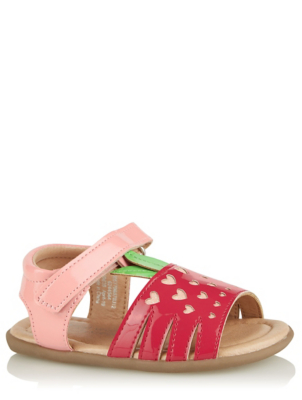 First Walkers Strawberry Sling Back Sandals