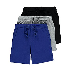 Assorted Shorts 3 Pack