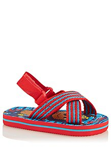 4da162fb7be5 PAW Patrol Red Sandals