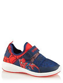 1d4c2dbfe86f Marvel Spider-Man One-Strap Trainers