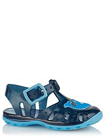 bde830d83238f First Walkers Blue Whale Jelly Sandals