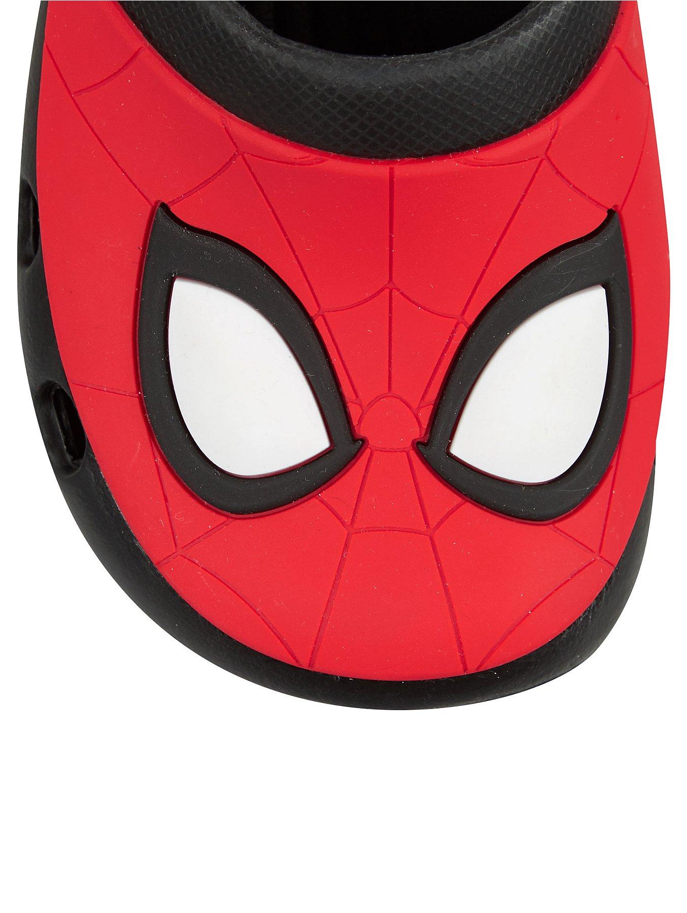 7e5873aca Spider Man Crocs. Reset