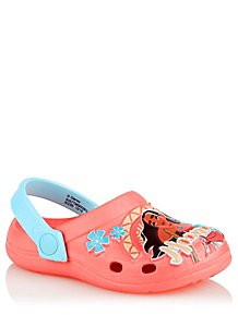 0257b26ab49a72 Disney Moana Clogs. £6