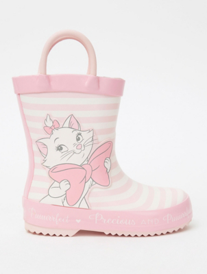 First Walkers Disney The Aristocats Marie Wellington Boots