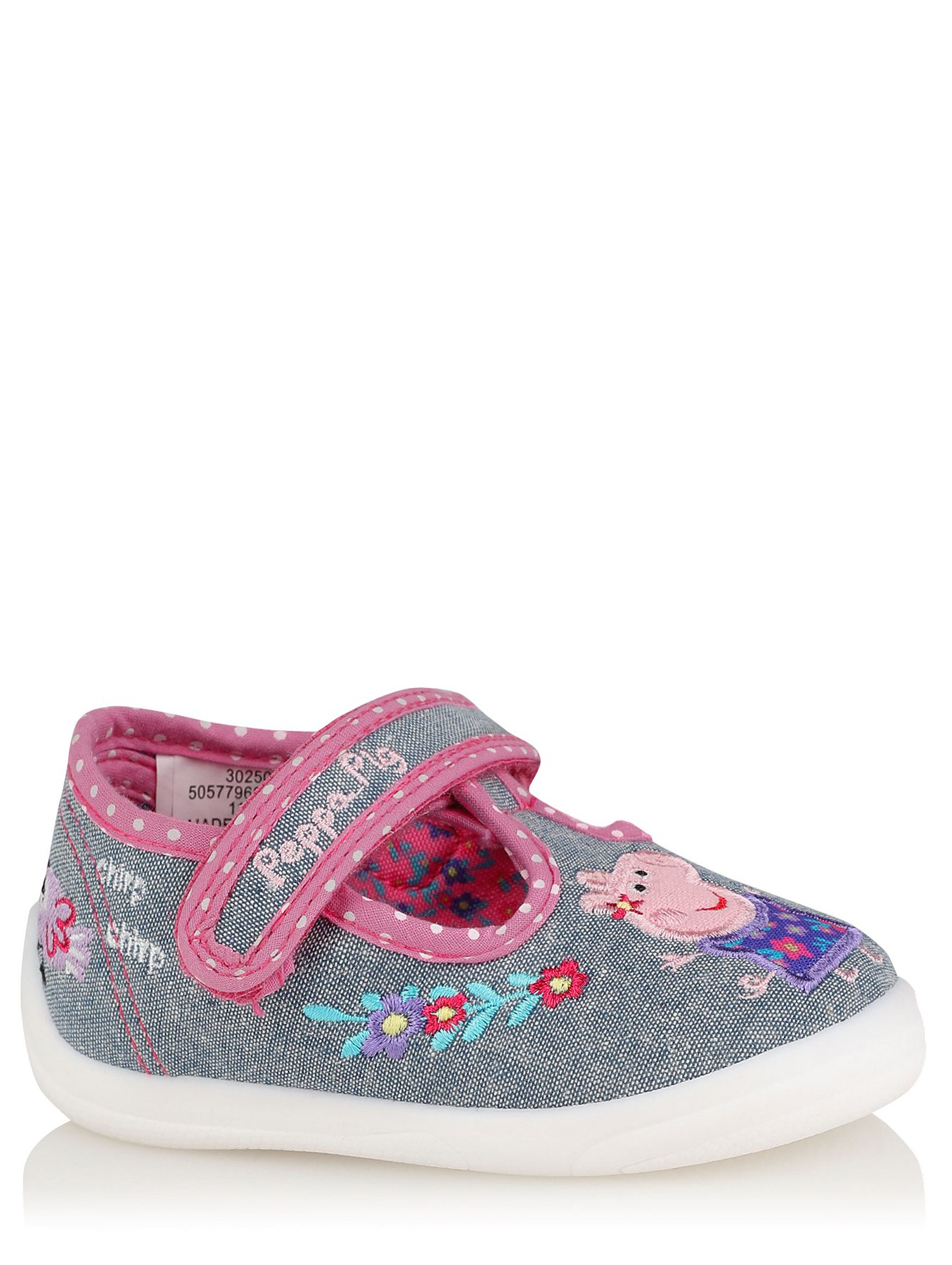 f13fb21c0 First Walkers Peppa Pig Shoes. Reset