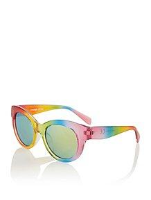 383e3bc0d9 Rainbow Mirrored Sunglasses