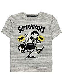 421df51b461e DC Comics Batman Flock T-Shirt