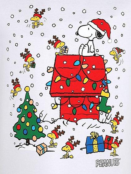 snoopy christmas t shirt - Snoopy Christmas