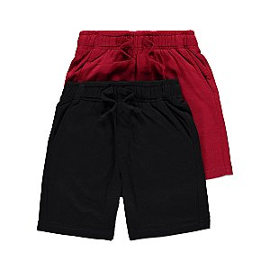 Jersey Shorts 2 Pack