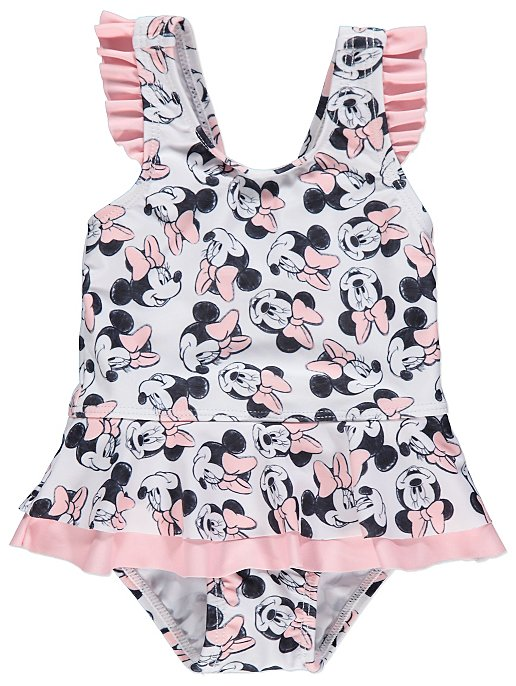 7dff180f270b8 Disney Minnie Mouse Swimsuit | Baby | George