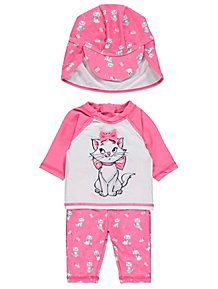 21f22af92e Baby Girls' Swimwear | Sun Protection Swimwear | George at ASDA